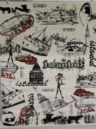 Pop Art Rugs Pop Art Istanbul Design Rug 133x195 Pop Art Istanbul Rug Size