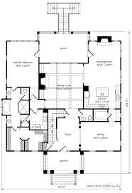 House Plans With Keeping Rooms Sadgewick House Mitchell Ginn Southern Living House Plans