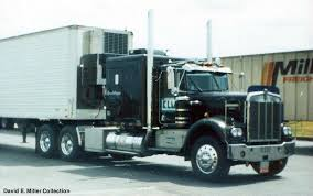 david e miller truck pictures
