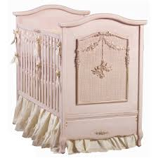 Bedding For Mini Crib by Graceful Pale White Mini Baby Crib Design Performing Handmade Crib