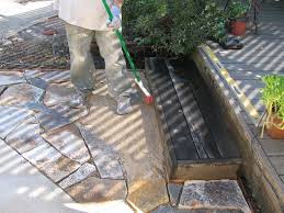Dry Laid Flagstone Patio Photos Of Our Tile Installations In The Sacramento Area