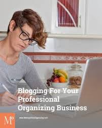 a great checklist for starting a professional organizing business