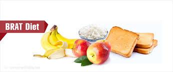 brat diet bland diet best for treating diarrhea