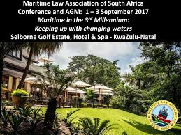 General Power Of Attorney South Africa by Maritime Law Association Of South Africa People And Events