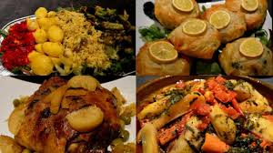 menu cuisine marocaine menu complet pour un diner a la marocaine