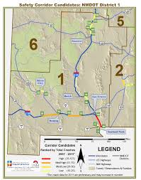 Ruidoso New Mexico Map by Multi Year Maps Gps Traffic Research Unit The University Of