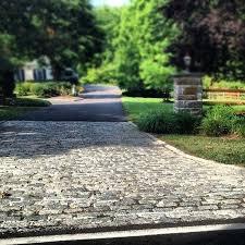 Garden Driveway Ideas Cobblestone Landscaping Ideas Best Driveway Ideas Ideas On Stones