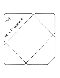 how to make your own envelope make your own envelope template how to make your own money envelope