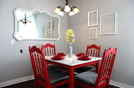 Red Kitchen Table  Fitboosterme - Red kitchen table and chairs
