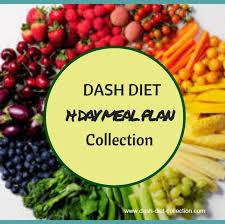 the dash diet plan dash diet meal plan phase 1 health pinterest