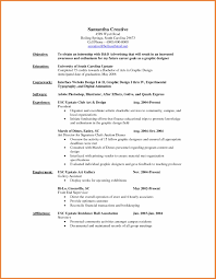 Good Resume Objectives Marketing by Sample Resume Objectives Sop Proposal