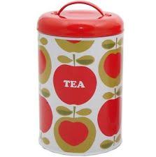 apple kitchen canisters apple kitchen ebay