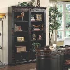 bookcases home office furniture the home depot