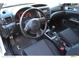 2013 Sti Interior 2013 Subaru Impreza Wrx Premium 4 Door Interior Color Photos