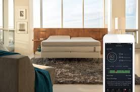 Sleep Number Adjustable Bed Frame Ces 2017 Sleep Number Announces Self Adjusting Feet Warming U0027360