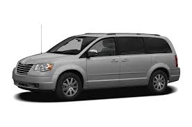 2008 chrysler town u0026 country new car test drive