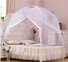 amazon com cdybox foldable baby adult double zipper door amazon com cdybox foldable baby adult double zipper door sleeping yurt mosquito net bed canopy with stand l white baby