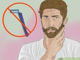 how to measure your beard length how to grow a goatee 13 steps with pictures wikihow