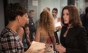 the good wife hairstyle what happened to alicia florrick s hair on the good wife