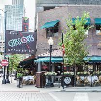 gibsons bar steakhouse chicago restaurant chicago il