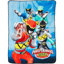 power rangers plush blanket walmart com