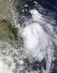 dolly atlantic gulf of mexico nasa