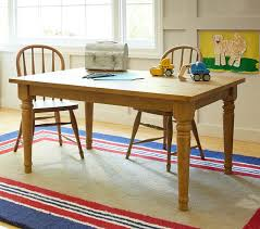 pottery barn farm table farmhouse large table weathered pine pottery barn kids