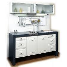 buffet meuble cuisine buffet bas de cuisine avec évier bc16 meubles elmo