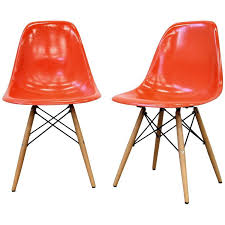 how to identify a genuine eames molded side chair