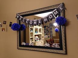 welcome home decorations 7 best welcome home banners images on pinterest welcome home
