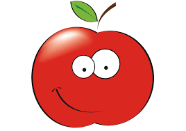 apple cartoon free vector art 8244 free downloads
