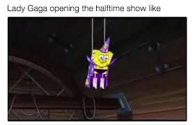 Lady Gaga Memes - every excellent lady gaga meme from the super bowl