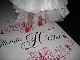 Wedding Runners Orlando U0027s Top Quality Aisle Runners