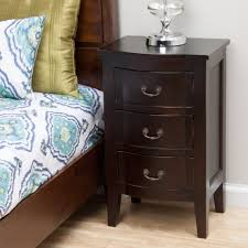 nightstand exquisite homely design inch wide nightstand cool on