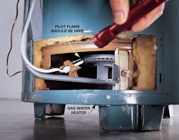 gas water heater pilot light but not burner gas water heaters most common problems explained to regular people