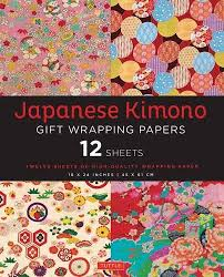 wrapping papers japanese kimono gift wrapping papers co uk tuttle