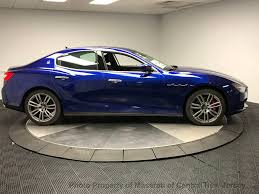 chrome maserati ghibli 2017 new maserati ghibli s q4 3 0l at maserati of central new