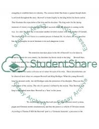 themes of beowulf poem beowulf themes and symbols term paper exle topics and well