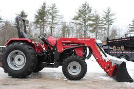 mahindra mahindra 4wd mahindra 4550 50 hp tractor loader for sale in