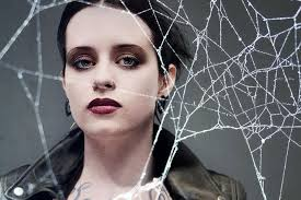 Lisbeth Salander Millenium Trilogy Wiki The With The Lisbeth Salander Noomi Rapace On Leaving The With The