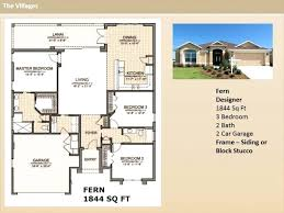 cottage homes floor plans the villages home floor plans house for sale villages home floor