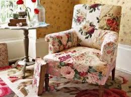canapé en anglais photos canapé anglais fleuri