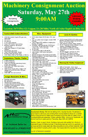 Midwestauction Com Machinery Consignment Tractors Skids