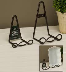 wall mounts for decorative plates loop design wall rack tripar international inc