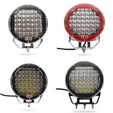 round led driving lights round led light bar led work light led driving light led headlight