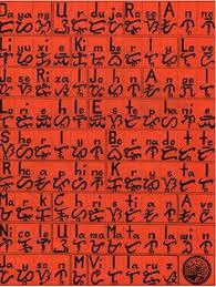 baybayin alibata typography filipino tribal tribal symbols