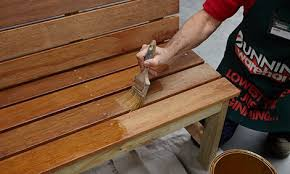 how to make a wooden d i y garden bench bunnings warehouse