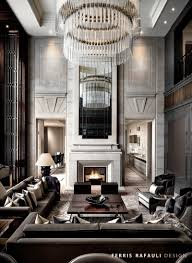 Inspiration Ultra Luxury Apartment Design by Ferris Rafauli Specializes In Integrating Ultra Luxury Interior