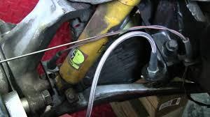 c4 corvette shocks c4 corvette cutaway shocks
