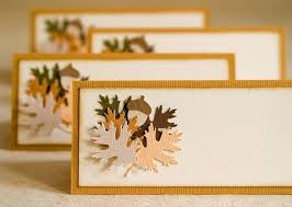 25 best ideas about thanksgiving place cards on